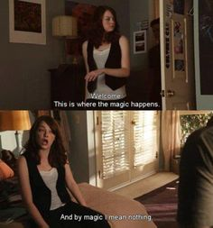 A hilarious scene from Easy A