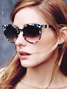 c729e9c96 17 Best Óculos de Sol images | Sunglasses, Trends, Cat eye glasses