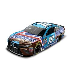 Kyle Busch Action Racing 2017 #18 Snickers Crisper 1:24 Monster Energy NASCAR Cup Series Die-Cast Toyota Camry