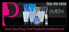 Did you know PASSION parties has a man's line? Oh yes we do. We are more then just toys. Check it out at www.LoveBug.YourPassionConsultant.com