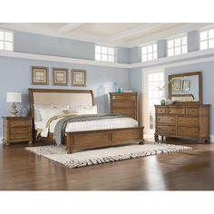 Found it at Wayfair - Paxton Platform Customizable Bedroom Set