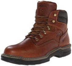 Wolverine Men's W02421 Raider Boot, Brown, 9.5 M US