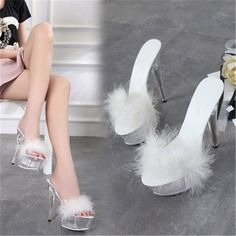 Characteristics Of The Lacquer That Bake Runway Show Is Sexy Sandals 15 Cm High With Lace Dance Shoes Less Expensive