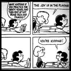 Piano Lessons Video For Adults Music Snoopy Comics, Funny Comics, Music Jokes, Music Humor, Funny Music, Snoopy Love, Charlie Brown And Snoopy, Sound Of Music, Music Is Life