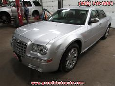 2005 CHRYSLER 300 C 4DR 5.7/A5 RWD, Stock No: 15555 by Grand Chute Auto , Appleton WI