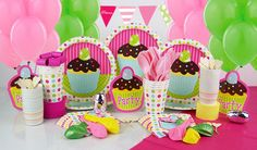 Cupcake Ultimate Party Box