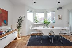 Scandinavian Duplex Harmonizing Coziness and Elegance in Gothenburg - http://freshome.com/scandinavian-duplex-harmonizing-coziness-and-elegance-in-gothenburg/
