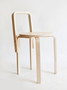 """Strafo"" > ""Frosta"" stool art hack, by Chiara Moreschi"