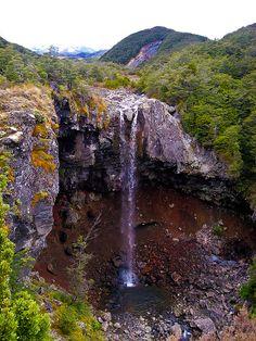 Lord of the Rings: Forbidden Pool - Manawatu Wanganui, New Zealand.     Location where Gollum was caught by Faramir