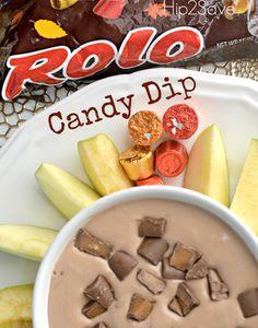 Rolo Candy Dip Recipe