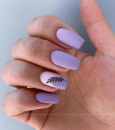 Nails & Co, Gelish Nails, Nail Manicure, Swag Nails, Blue Acrylic Nails, Acrylic Nail Designs, Pink Nails, Minimalist Nails, Round Nails