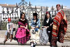 Miles de turistas llenan la ciudad gracias a las actividades de Ronda Romántica