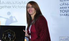 """حنان الشفاع تحطم ظاهرة إعلام الرياضة للرجال…: تعد الإعلامية حنان الشفاع عن صحيفة """"المنعطف""""، من الكفاءات النسائية المغربية التي حاربت الصورة…"""