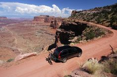 White Rim Road — Canyonlands National Park, Utah | 16 Spectacular Roads You Need To Drive On Before You Die