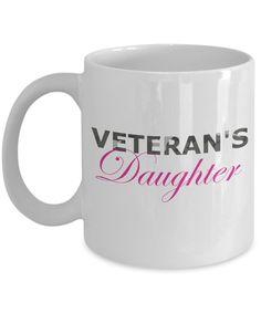 Veteran's Daughter - 11oz Mug