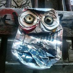 trash art, awesome