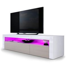 Tv-lowboard Valencia VladonVladon A house, or domicile, is a living space used as a lasting Adjustable Bar Stools, Adjustable Shelving, Valencia, Tv Cabinet Design, Tv Bracket, Mounted Tv, Tv Cabinets, Electronics Projects, Home Brewing