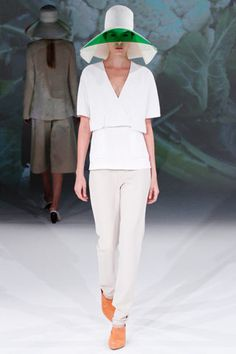 hussein chalayan 2013 s/s