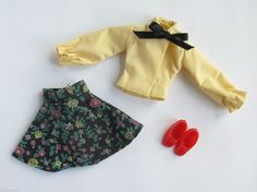 Sindy VERBENA COMPLETE Outfit | No doll | Spanish Florido | Vintage Pedigree…