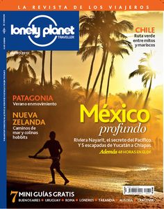 revista Lonely planet
