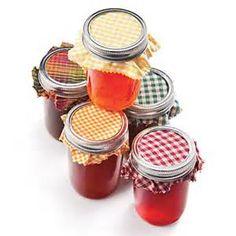 Decorating Jelly Jars Vintage Enjoy Canning Label  Jar Labels Preserving Food And