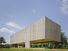 Webb Chapel Picnic Pavilion - Cooper Joseph Studio