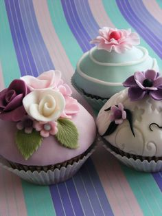 Bubolinkata: cupcakes