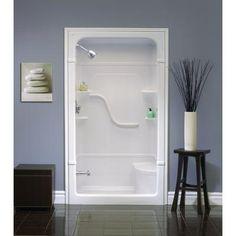 Decorate Around A Fiberglass Tub Shower Combo Enclosure Google - 48 inch tub shower combo