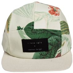 I Love Ugly Lulu Cap ($75) ❤ liked on Polyvore featuring accessories, hats, caps, fillers, i love ugly, 5 panel cap, 5 panel hat, five panel hat and cap hats