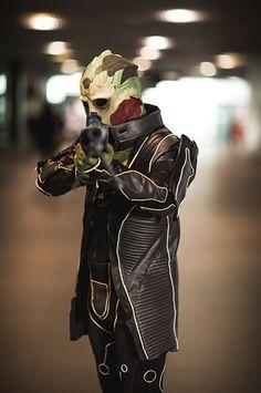 Thane Drell Mass Effect