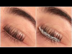 Lash Lift Eyelash perm or lash lift whichever you prefer to call it, is an amazing beauty hack to permanently curl your eyelashes without an eyelash curler! Eyelash Perm, Eyelash Tinting, Eyelash Curler, Eyelash Extensions, Eyelash Lift And Tint, Elleebana Lash Lift, Keratin Lash Lift, Mascara, Best Lashes