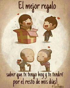 Para dedicar Amor Quotes, Love Quotes, Cute Love Stories, Love Story, Just Love, True Love, Hj Story, Chibi Couple, Love Is Comic