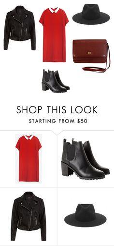 """look"" by lgosudareva on Polyvore featuring Zara, Monki, rag & bone, women's clothing, women's fashion, women, female, woman, misses and juniors"