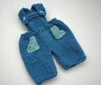Mack and Mabel: Free Knitting Pattern for Rabbit Trousers Knitting Bear, Beanie Knitting Patterns Free, Baby Booties Knitting Pattern, Knitted Doll Patterns, Knitted Dolls, Free Knitting, Knitted Bunnies, Knitted Teddy Bear, Teddy Bear Clothes