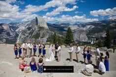Courtney & David's Glacier Point & Tenaya Lodge Yosemite Wedding Courtney And David, Wedding Themes, Wedding Ideas, Wedding Stuff, Glacier Point, Yosemite Wedding, Wedding Season, Mount Rushmore, Seasons
