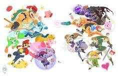 Phillip Light - Super Smash Bros