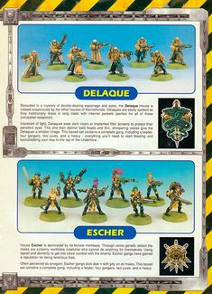 This page is part of the Stuff of Legends, a site dedicated to Science Fiction and Fantasy Gaming Miniatures Warhammer 40k Art, Warhammer 40k Miniatures, Necromunda Gangs, Box Houses, Game Workshop, The Grim, Space Marine, Rogues, Warfare