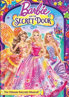 Amazon.com: Barbie and The Secret Door [DVD]: Kelly Sheridan, Ashleigh Ball, Chanelle Peloso, Tabitha St. Germain, Karen J Lloyd, Melissa Lee Anderson, Shelley Dvi-Vardhana, Brian Hohlfeld: Movies & TV