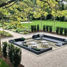 Contemporary Garden Landscape Design Ideas each Landscape Gardening Jobs In Canada along with Landscape Gardening Jobs In Bristol because Landscape Gardening Costs off Landscape Gardening Courses Manchester Backyard Seating, Backyard Patio Designs, Small Backyard Landscaping, Modern Backyard, Garden Seating, Modern Landscaping, Backyard Ideas, Firepit Ideas, Small Patio