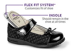 Technology | pediped footwear | comfortable shoes for kids | infant baby toddler youth shoes