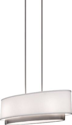 Artcraft Lighting SC784 Scandia Oval Chandelier, Brushed Nickel with White Linen Shade Artcraft Lighting,http://www.amazon.com/dp/B004AYE5JE/ref=cm_sw_r_pi_dp_pfSEsb0XM1CPSVJY