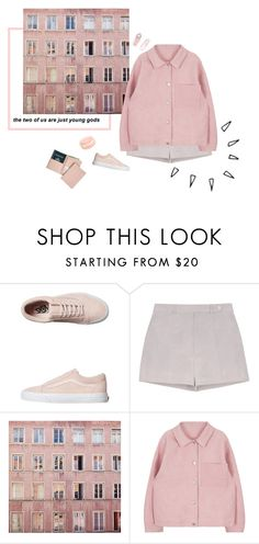 """""""🌸"""" by worthwhile ❤ liked on Polyvore featuring Vans, Rochas and Royce Leather"""