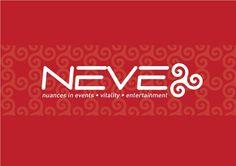 Logo in red