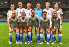 Lineup Notes: Olympic Semifinal Berth on the Line for USA vs. Sweden August 12, 2016