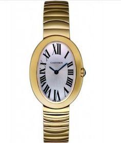 389eab4b928 Cartier Baignoire Yellow Gold Ladies Watch W8000008   Cartier   cartier  watches   cartier watches women