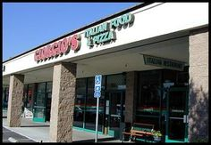Giorgio's Italian Food & Pizzeeria, San Jose, California