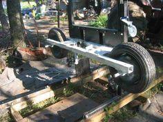 The sawmill project has a history already. I started with a bandsaw ... sawmills, sawmills, sawmills
