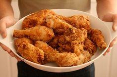 Le migliori Ricette Americane: Pollo Fritto Croccante - Crispy Fried Chicken