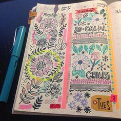 Journal d'art, art journals, creative journal, art journal pages, Art Journal Pages, Art Journals, Art Doodle, Drawn Art, Creative Journal, Art Journal Inspiration, Doodle Inspiration, Smash Book, Filofax