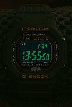 2007 g shock